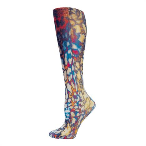 Complete Medical Animal Colorz Knee High Compression Socks