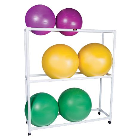 CanDo Mobile Floor Rack For Inflatable Balls