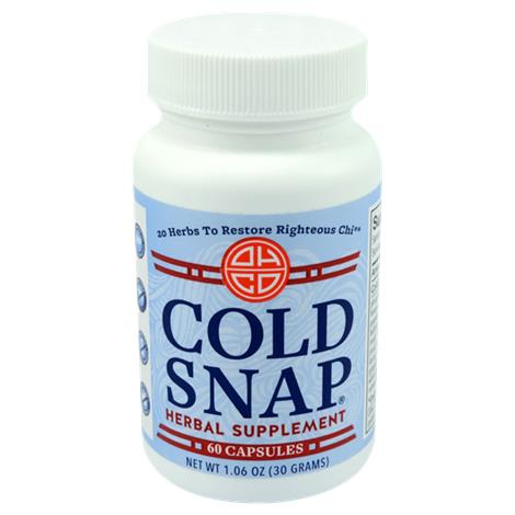 OHCO Cold Snap Capsules