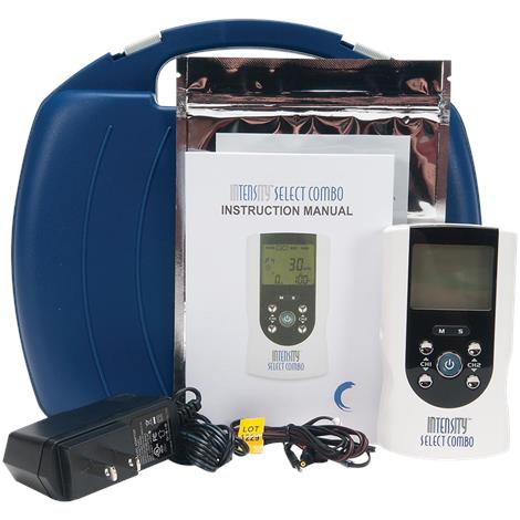 InTENSity Select Combo TENS/IF/MIC/EMS Electrotherapy Unit