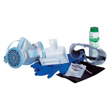 Safetec Glutaraldehyde Clean Up Kit