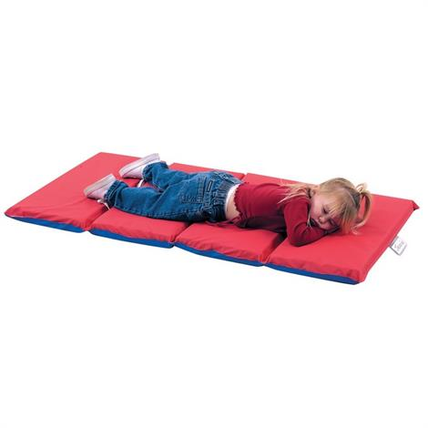 Buy Childrens Factory Angeles 4-Section Folding Nap Mat