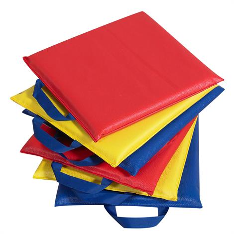 Childrens Factory 12 Inch Primary Cushions