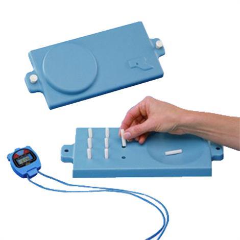 Jamar 9-Hole Peg Test Kit