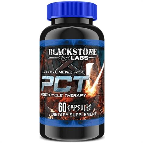 Blackstone Labs PCT Post Cycle Therapy Dietary Supplement