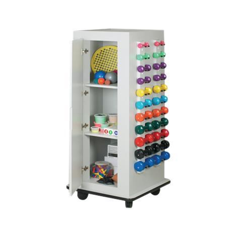CanDo Mobile MaxRac Storage Unit
