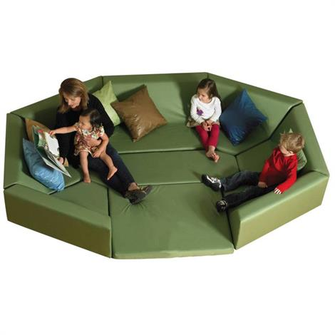 Childrens Factory Octagonal Welcoming Hollow Seating