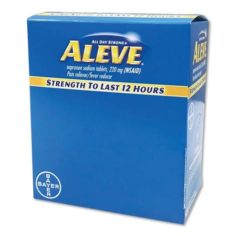 Buy Aleve Pain Reliever Tablets