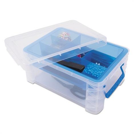 Buy Advantus Super Stacker Divided Storage Box