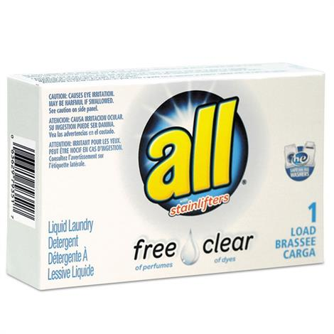 Buy All Free Clear HE Liquid Laundry Detergent Vend-Box