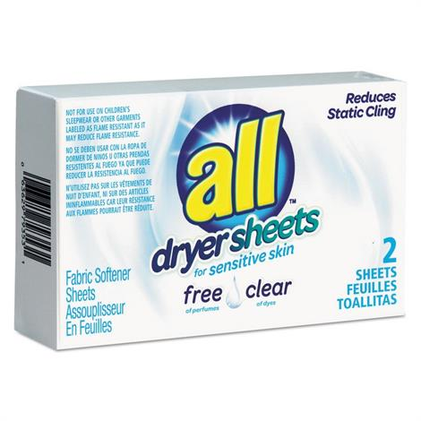 Buy All Free Clear Vend Pack Dryer Sheets