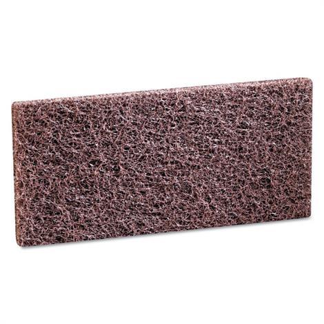 Buy 3M Doodlebug Brown Scrub And Strip Pad