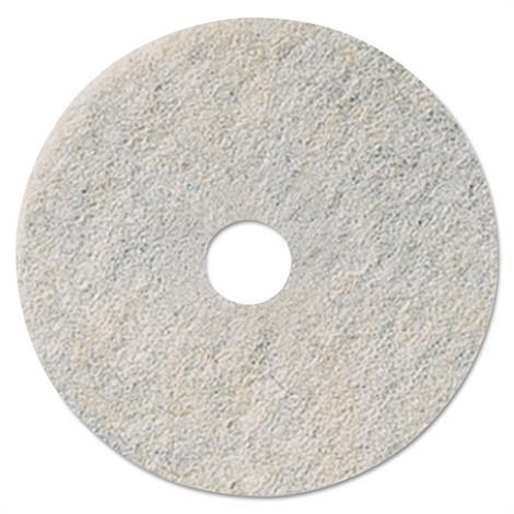 Buy 3M Niagara Natural White Burnishing Pad