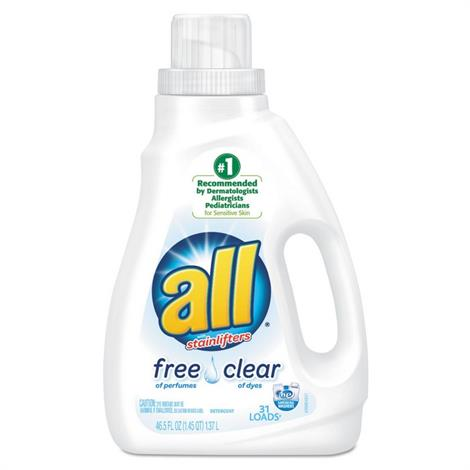 Buy All Free Clear HE Liquid Laundry Detergent