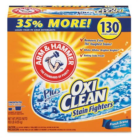 Buy Arm & Hammer Plus the Power of OxiClean Powder Detergent