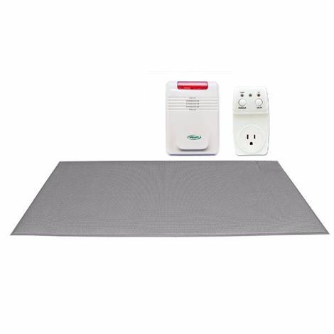 Smart Light Socket System With Cordless Floor Mat And  CordLess 433-EC