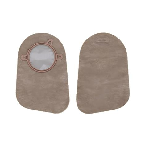Hollister New Image Two-Piece Beige Closed-End Pouch With Integrated Filter