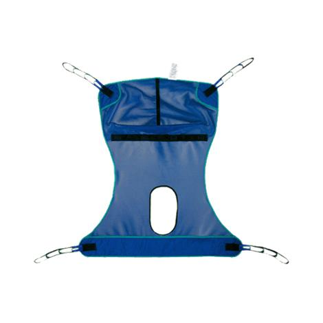 Chattanooga Invacare Compatible Mesh Full Body Sling with Commode Opening