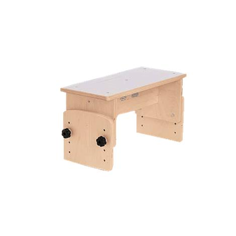 TherAdapt Adjustable Straddle Bench