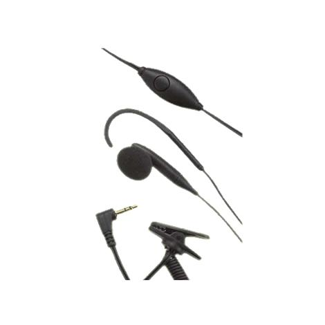 ClearSounds Single Silhouette Hook and Earbud