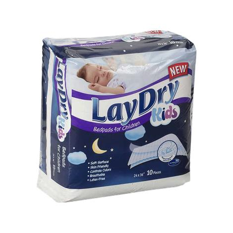 LayDry Absorbent Bed Pads For Kids