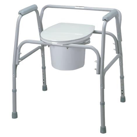 Medline Seat And Lid Set For Bariatric Commode