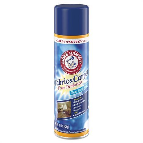 Buy Arm & Hammer Fabric and Carpet Foam Deodorizer