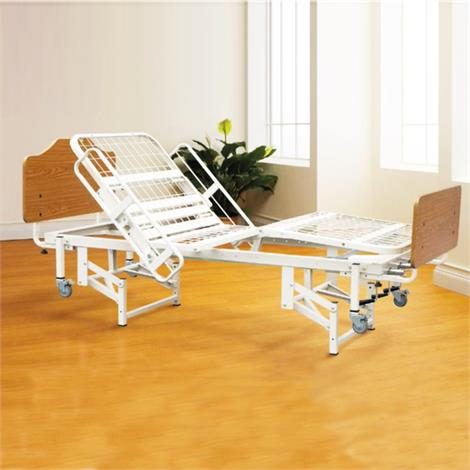 Medline Alterra 1232 Hi-Low Full Electric Hospital Bed