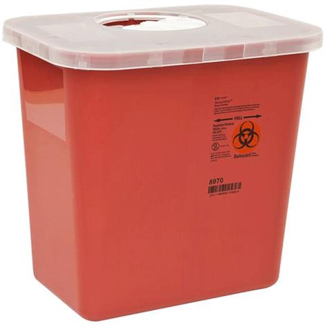 Buy Covidien Kendall Multi Purpose Sharps Container with Lid