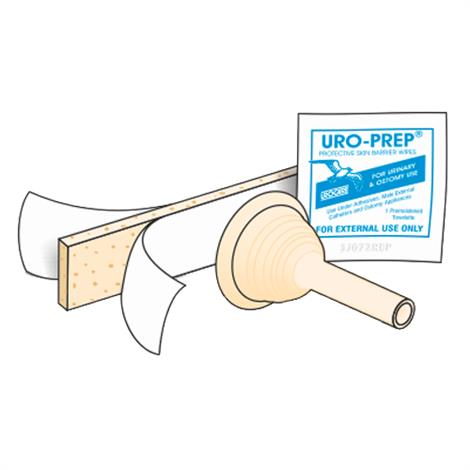 Urocare Uro-Cath Molded-Latex Male External Catheter