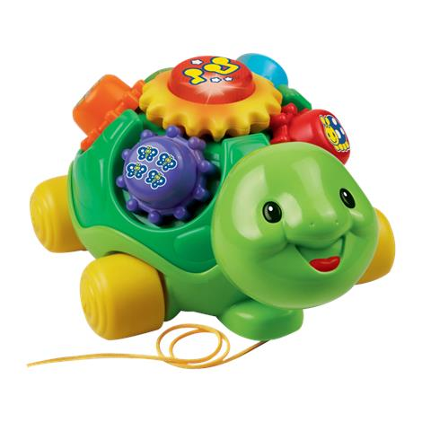 VTech Infant learning Roll & Learn Turtle Toy