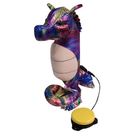 Shelly Seahorse Therapeutic Learning Toy