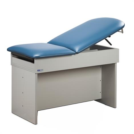 Clinton Space Saver Panel Leg Treatment Table