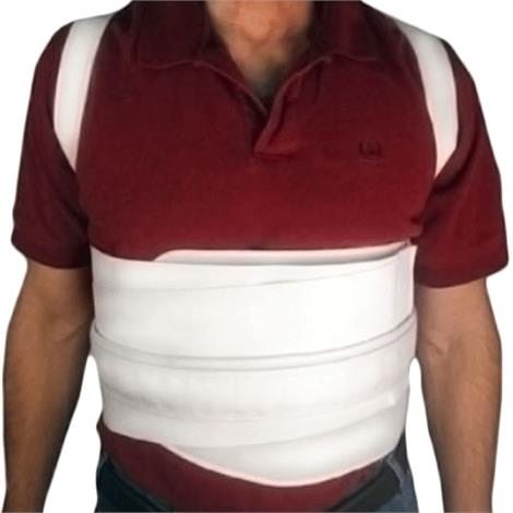 AT Surgical TLSO Dorso Lumbar Support Back Brace