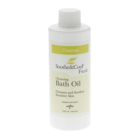 Medline Soothe And Cool Bath Oil