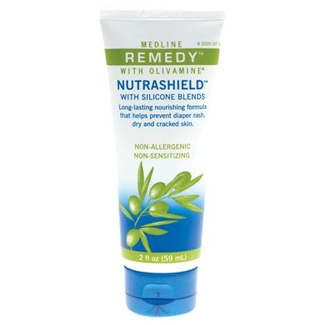 Medline Remedy Olivamine Nutrashield Skin Protectant Cream