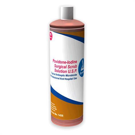 Dynarex Povidone Iodine Prep Solution