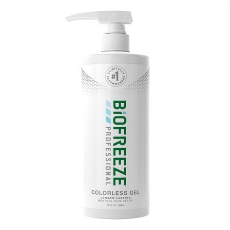 Buy Biofreeze Professional Pain Relieving Gel Pump