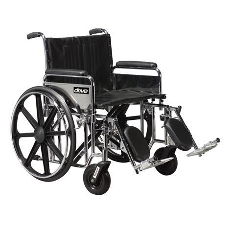 Buy Drive Sentra Extra Heavy Duty Wheelchair