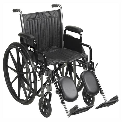 Buy Drive Silver Sport 2 Dual Axle Wheelchair