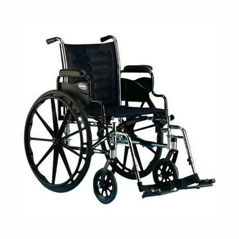 Buy Invacare Tracer IV 24 Inches Desk-Length Arms Bariatric Wheelchair