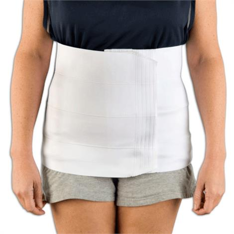 AT Surgical 4 Panel 12 Inch Tall Abdominal Binder