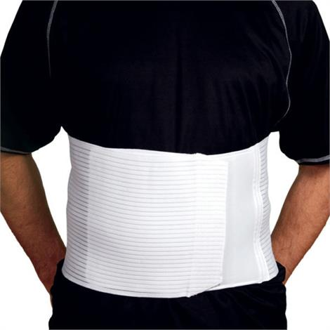 AT Surgical 9 Inch Tall Kool Web Abdominal Binder