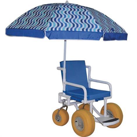MJM All Terrain Beach Wheelchair
