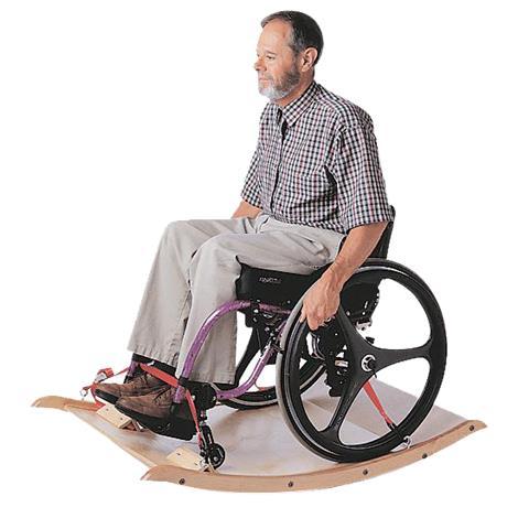 Challenge Platform Wheelchair Rocker