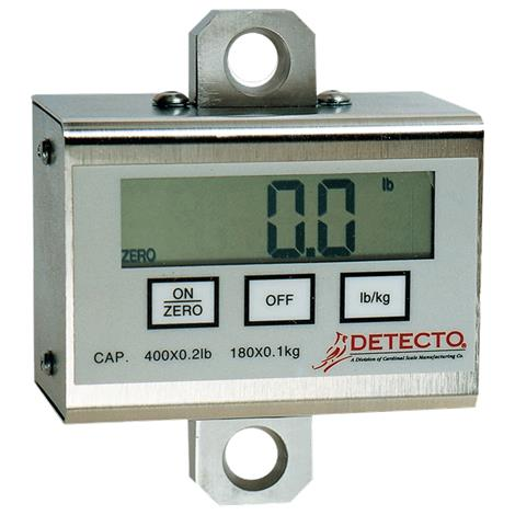 Detecto Digital Patient Lift Scales