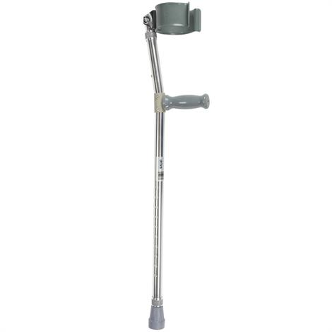 Drive Bariatric Steel Forearm Crutches
