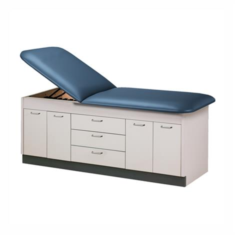 Clinton Style Line Cabinet Laminate Treatment Table with Doors and Drawers