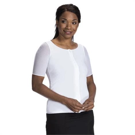 Wear Ease Andrea Compression Shirt With No Pads