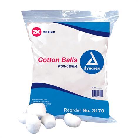 Dynarex Cotton Balls